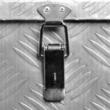 Gereedschapskist aluminium voor aanhangwagen 760 x 320 x H270mm_23