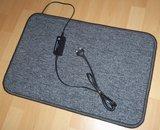 RAK Verwarmde voetenmat 40 x 60 cm  antraciet grijs met schuifdimmer_23