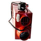 Whale Space heater, inbouw ruimte besparende gas / electrische kachel, starter set_24