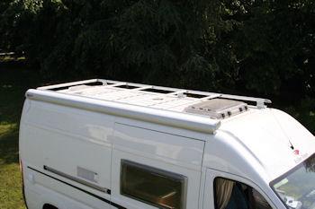 ROOF RAIL DUCATO MAXI XL