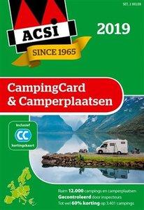 CampingCard & Camperplaatsen 2019 OP=OP