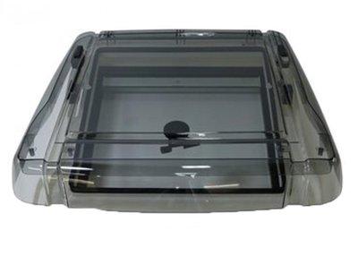 Dakluikkap REMItop Vista (hymer) Transparante getinte kap