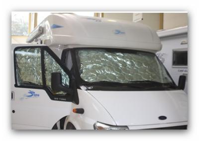 Isotherm gordijn (Ford Transit 2000-2012)