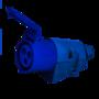 CEE-16A-stopcontact-Opbouwmodel