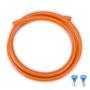 Gimeg-HD-gasslang-met-2-slangklemmen-5m