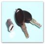 Cilinder-+-sleutels-HSC-systeem-(Nr.85489)