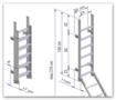 Ladder-dubbel-Thule